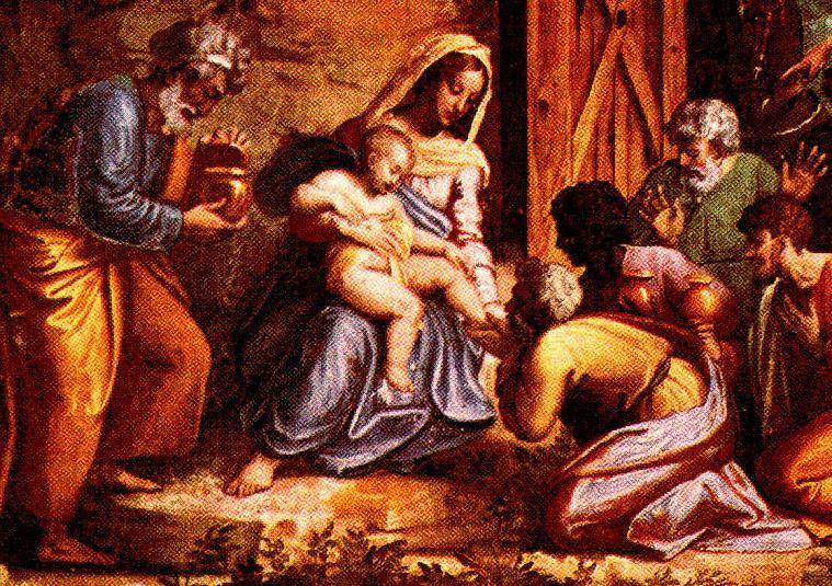 Epiphany of Loggia di Raffaello