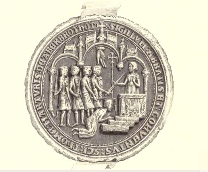 Becket (Seal of Arbroath  